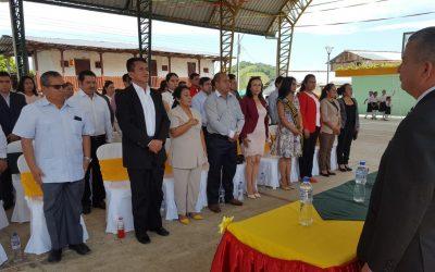 Con júbilo La Chonta celebró su aniversario de parroquialización