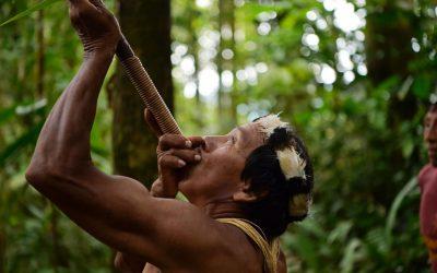 Investigación de ecuatoriana sobre waoranis en tiempos de guerra, financiada por National Geographic