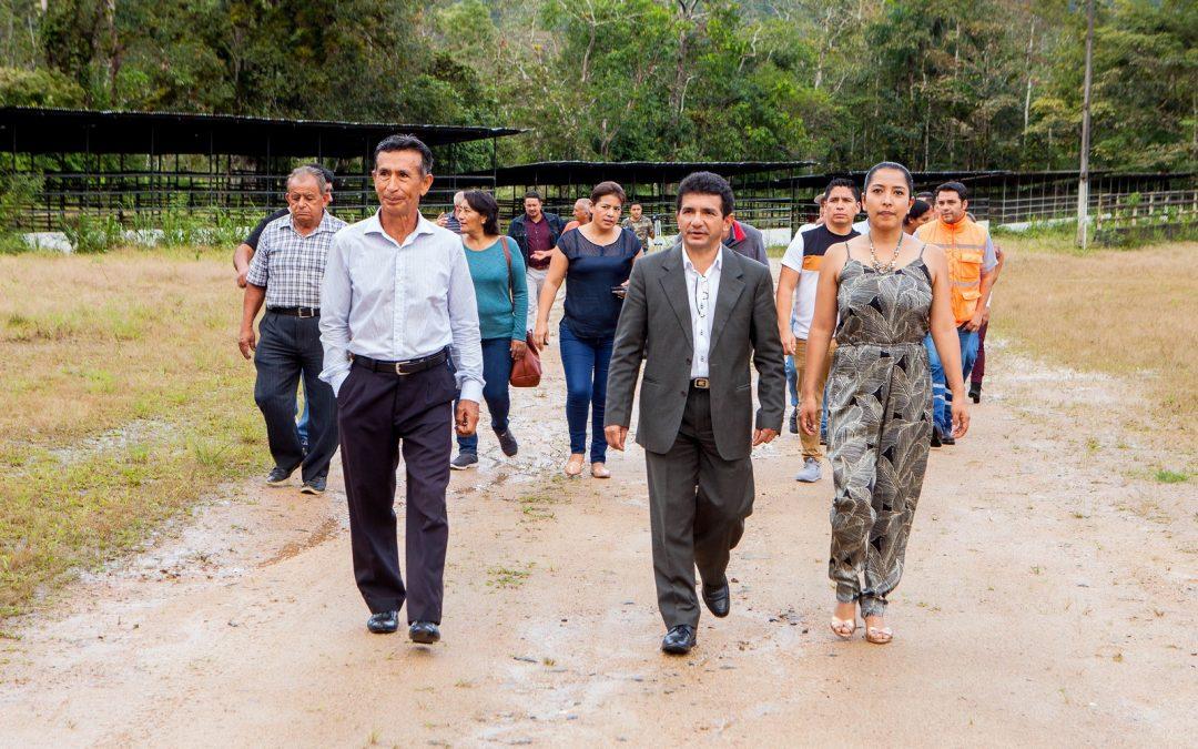Gad Provincial con terreno propio para Recinto Ferial.