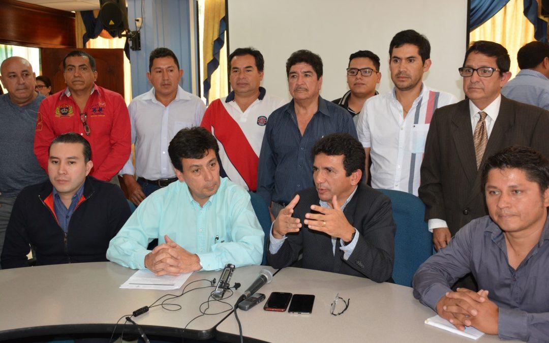 Avanzan acuerdos entre Avanzan acuerdos entre empresas mineras y transportistas.empresas mineras y transportistas.